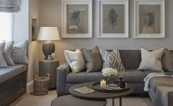 Furniture Layout Tips To Make A Living Room Look Bigger 6