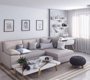Furniture Layout Tips To Make A Living Room Look Bigger 8