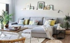 Furniture Layout Tips To Make A Living Room Look Bigger 9