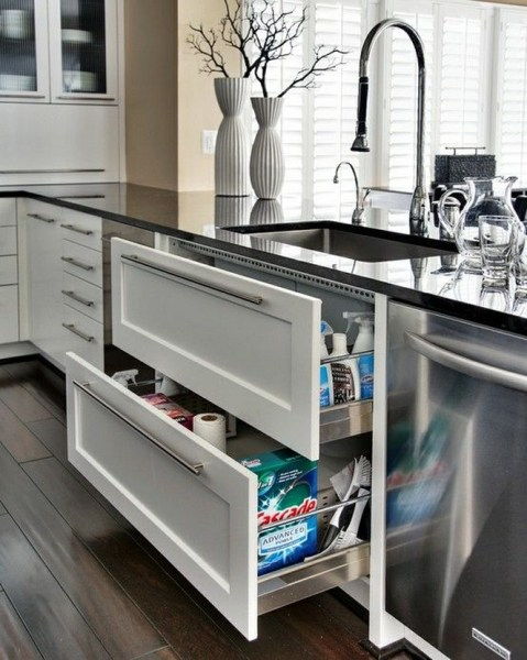 How To Plan Your Kitchen Cabinet Storage For Maximum Efficiency 16
