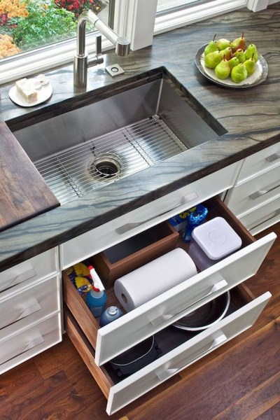 How To Plan Your Kitchen Cabinet Storage For Maximum Efficiency 22