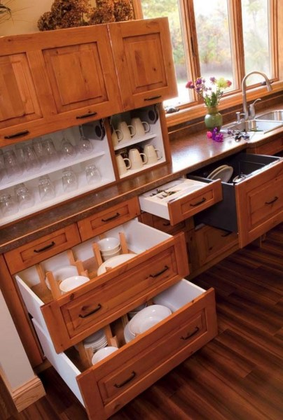 How To Plan Your Kitchen Cabinet Storage For Maximum Efficiency 23