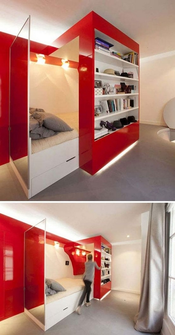 10 Of 93 Fantastic Bed Designs Cool Looking Beds 70