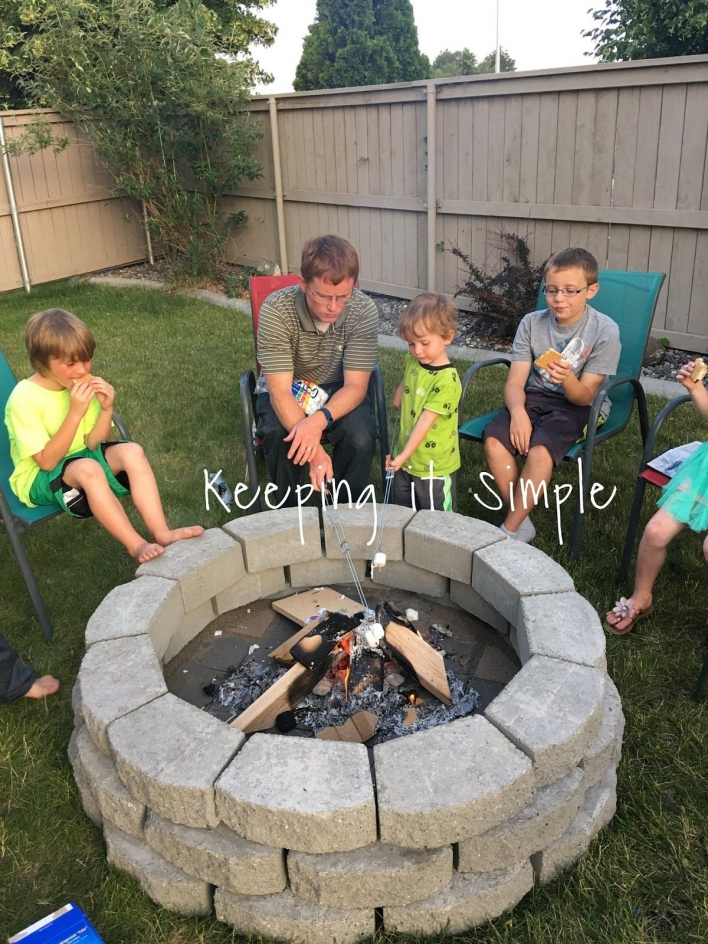 69 Backyard Firepit Design that Inspires - How to Improve Your Landscape with A Backyard Firepit 6419