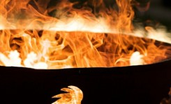 69 Backyard Firepit Design That Inspires How To Improve Your Landscape With A Backyard Firepit 55