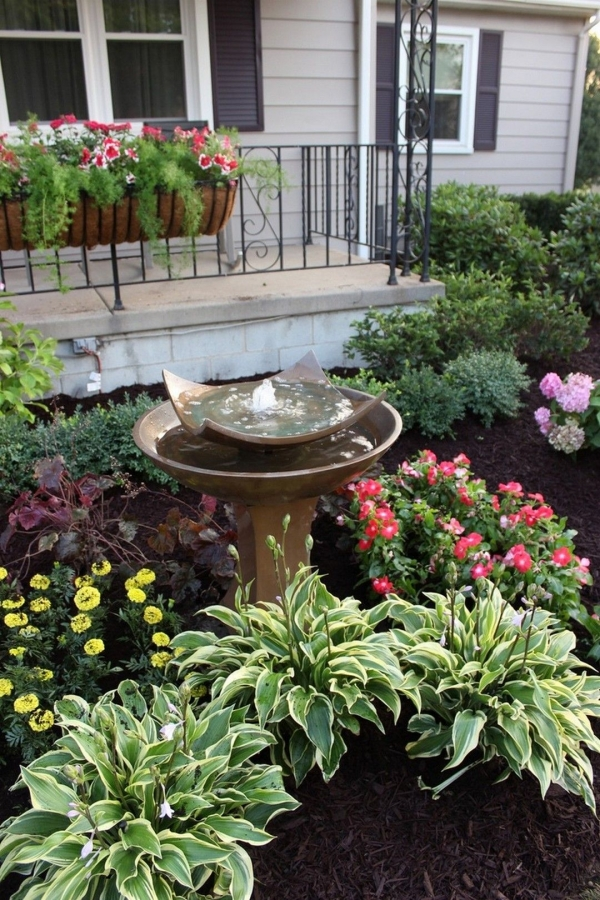72 Amazing Front Yard Landscaping for Plans 4450