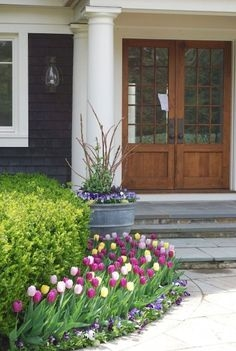 72 Amazing Front Yard Landscaping for Plans 4487