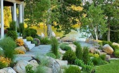 72 Amazing Front Yard Landscaping For Plans 4