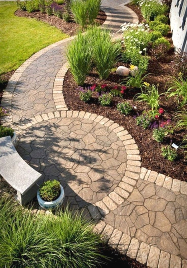 72 Amazing Front Yard Landscaping for Plans 4495