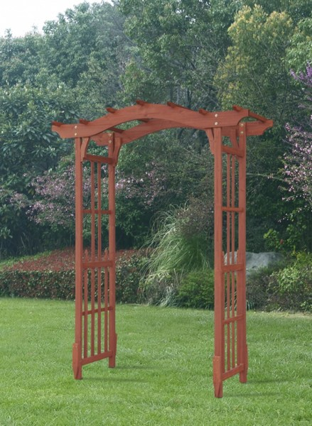 84 Backyard Decoration Ideas for Transform Your Backyard with A Quality Wood Pergola or Arbor 6345