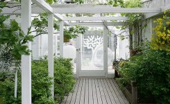 84 Backyard Decoration Ideas For Transform Your Backyard With A Quality Wood Pergola Or Arbor 71