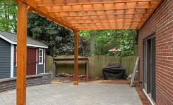 84 Backyard Decoration Ideas For Transform Your Backyard With A Quality Wood Pergola Or Arbor 80