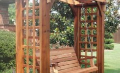 84 Backyard Decoration Ideas For Transform Your Backyard With A Quality Wood Pergola Or Arbor 81