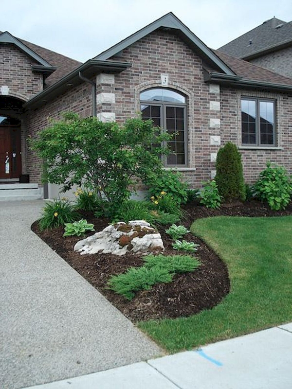 89 Best Choices Front Yard Landscaping Ideas On A Budget 4542