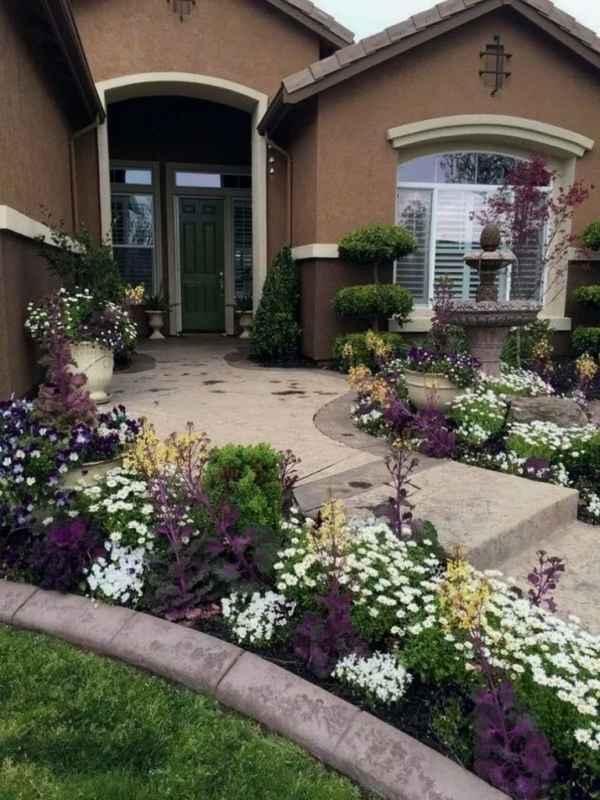89 Best Choices Front Yard Landscaping Ideas On A Budget 4586