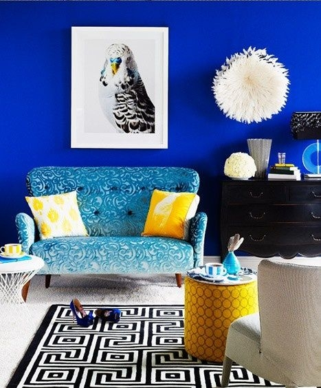 90 attractive Interior Design Color Schemes From Various Rooms 5264