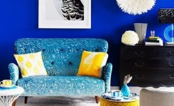 90 Attractive Interior Design Color Schemes From Various Rooms 23