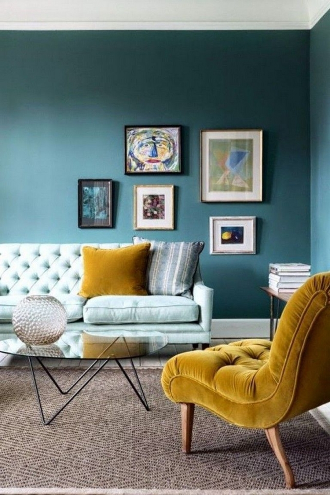 90 attractive Interior Design Color Schemes From Various Rooms 5292