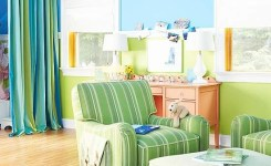 90 Attractive Interior Design Color Schemes From Various Rooms 56