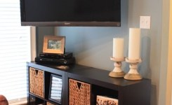 90 Most Popular Wall Mount Tv Ideas For Living Room 17
