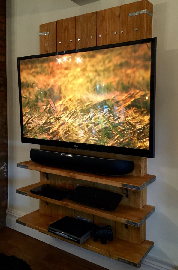 90 Most Popular Wall Mount Tv Ideas for Living Room 4673