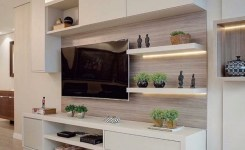 90 Most Popular Wall Mount Tv Ideas For Living Room 83