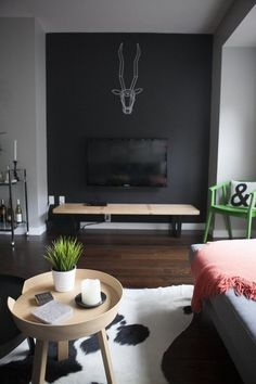 90 Wall Mount Tv Ideas for Small Living Room 4725