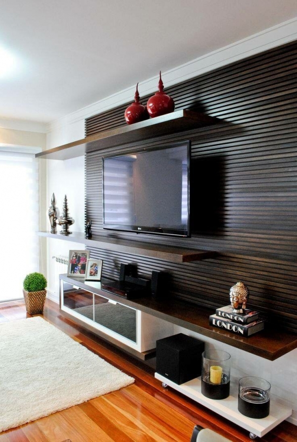 90 Wall Mount Tv Ideas for Small Living Room 4752