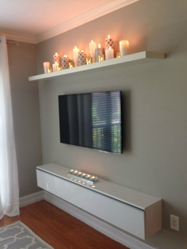 90 Wall Mount Tv Ideas for Small Living Room 4761