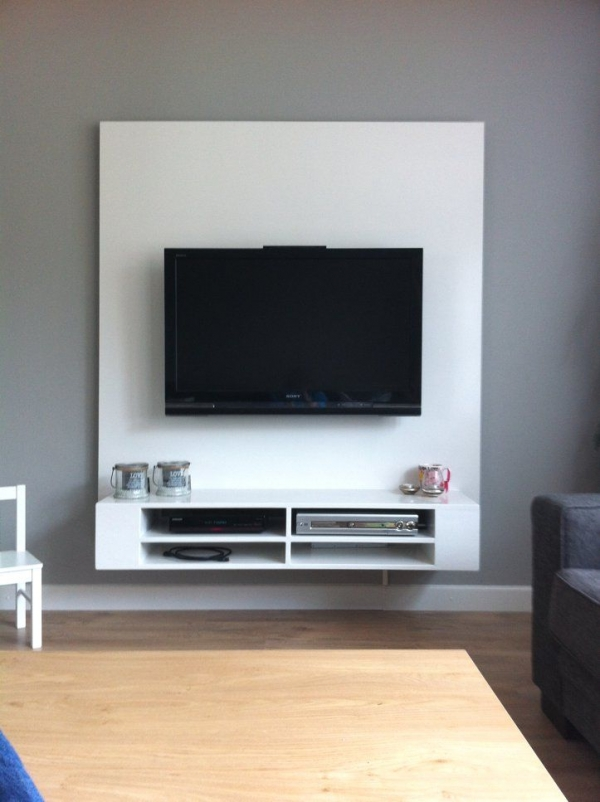 90 Wall Mount Tv Ideas for Small Living Room 4766