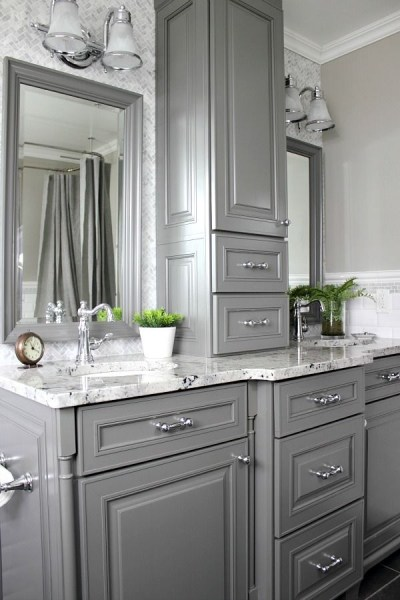 91 Bathroom Vanity Cabinet Designs - How to Define Your Vanity Style and Create A Beautiful Bathroom 5708