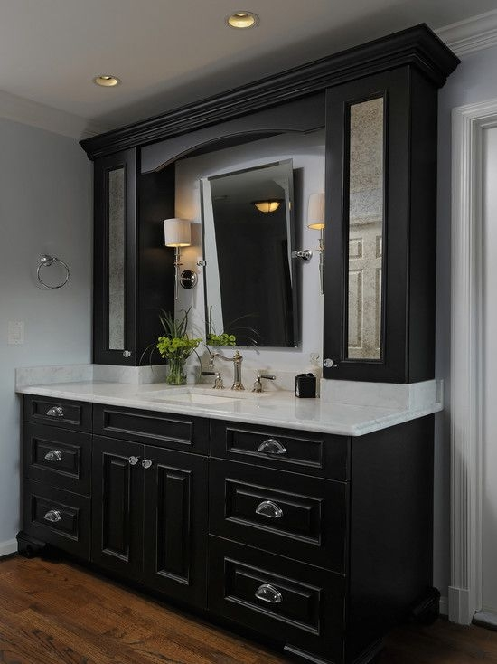 91 Bathroom Vanity Cabinet Designs - How to Define Your Vanity Style and Create A Beautiful Bathroom 5709
