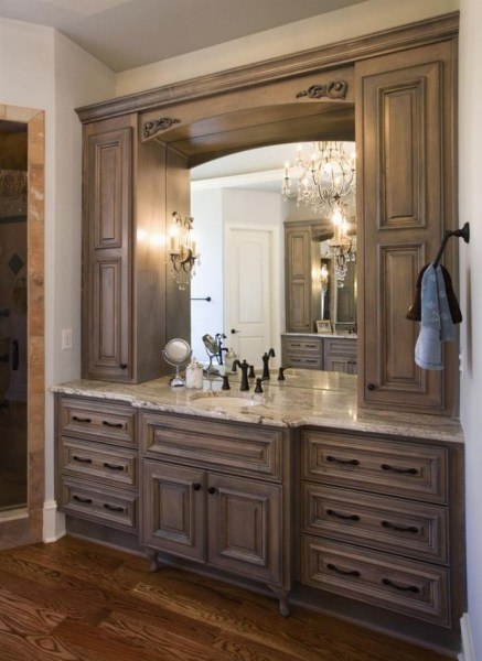 91 Bathroom Vanity Cabinet Designs - How to Define Your Vanity Style and Create A Beautiful Bathroom 5746