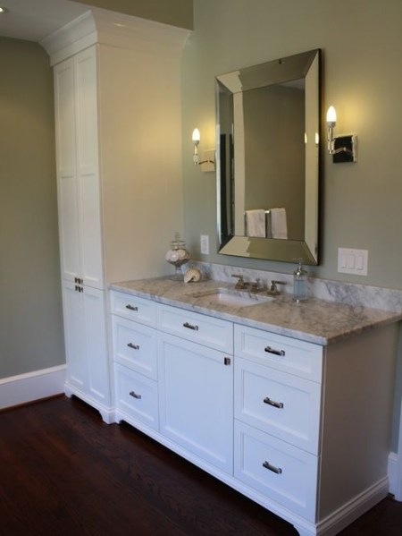 91 Bathroom Vanity Cabinet Designs - How to Define Your Vanity Style and Create A Beautiful Bathroom 5693