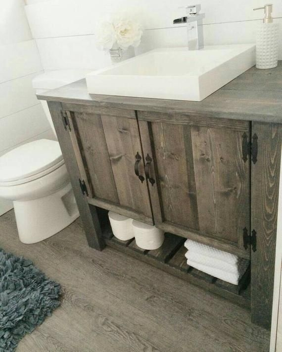 91 Bathroom Vanity Cabinet Designs - How to Define Your Vanity Style and Create A Beautiful Bathroom 5765