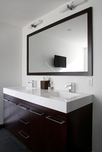 91 Modern Double Bathroom Vanity - is Your Modern Double Bathroom Vanity Large Enough to Accommodate Two People Simultaneously? 5880
