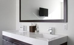 91 Modern Double Bathroom Vanity Is Your Modern Double Bathroom Vanity Large Enough To Accommodate Two People Simultaneously 10