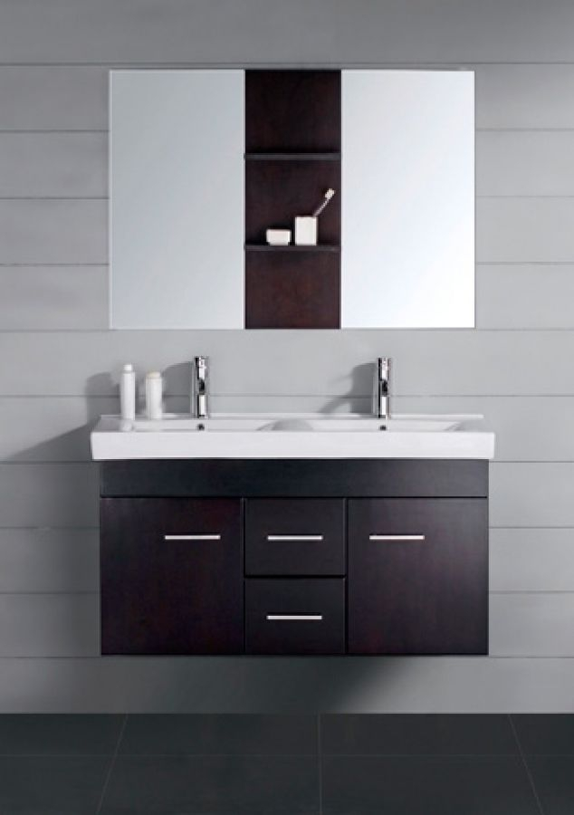91 Modern Double Bathroom Vanity - is Your Modern Double Bathroom Vanity Large Enough to Accommodate Two People Simultaneously? 5890