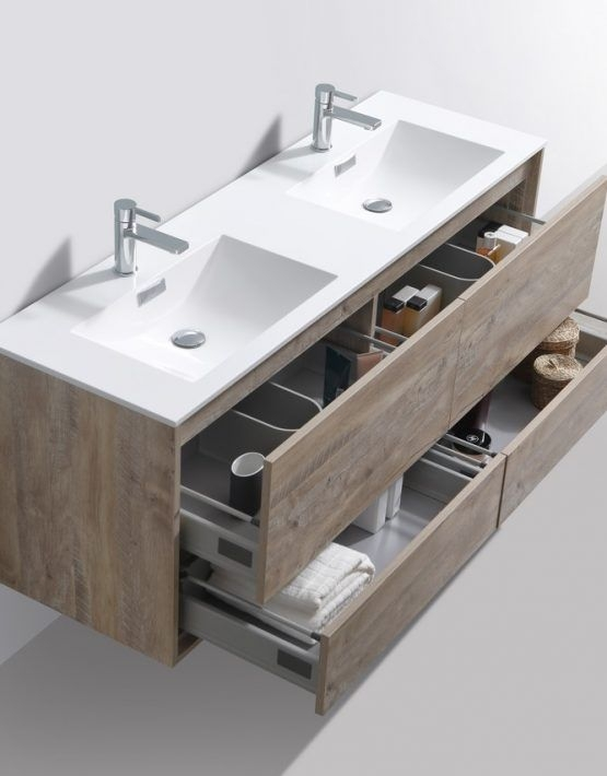 91 Modern Double Bathroom Vanity - is Your Modern Double Bathroom Vanity Large Enough to Accommodate Two People Simultaneously? 5891
