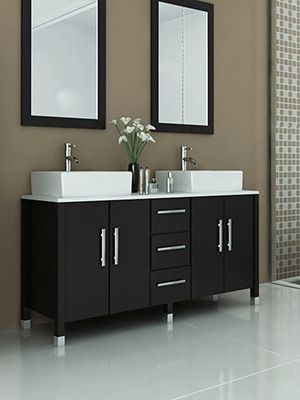 91 Modern Double Bathroom Vanity - is Your Modern Double Bathroom Vanity Large Enough to Accommodate Two People Simultaneously? 5898