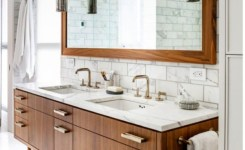 91 Modern Double Bathroom Vanity Is Your Modern Double Bathroom Vanity Large Enough To Accommodate Two People Simultaneously 4