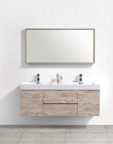 91 Modern Double Bathroom Vanity - is Your Modern Double Bathroom Vanity Large Enough to Accommodate Two People Simultaneously? 5911