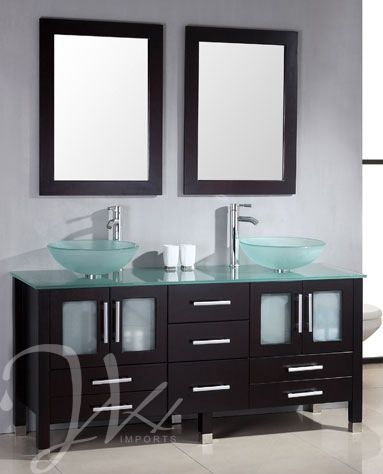 91 Modern Double Bathroom Vanity - is Your Modern Double Bathroom Vanity Large Enough to Accommodate Two People Simultaneously? 5930