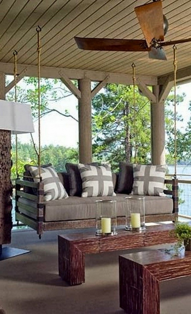 92 Awesome Porch Swing Ideas In Backyard - 7 Tips for Choosing the Perfect Porch Swing for Your Backyard Paradise 6190