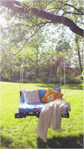 92 Awesome Porch Swing Ideas In Backyard - 7 Tips for Choosing the Perfect Porch Swing for Your Backyard Paradise 6221