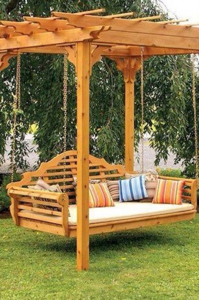 92 Awesome Porch Swing Ideas In Backyard - 7 Tips for Choosing the Perfect Porch Swing for Your Backyard Paradise 6229