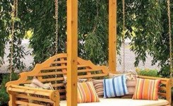 92 Awesome Porch Swing Ideas In Backyard 7 Tips For Choosing The Perfect Porch Swing For Your Backyard Paradise 67