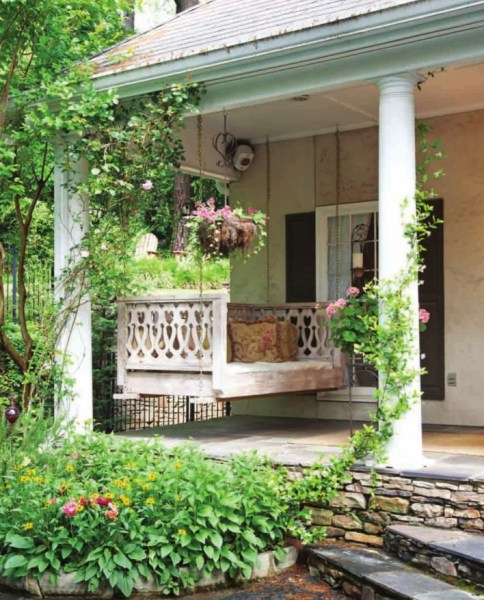 92 Awesome Porch Swing Ideas In Backyard - 7 Tips for Choosing the Perfect Porch Swing for Your Backyard Paradise 6234