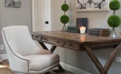 97 Home Office Design Ideas That Look Elegant Following Easy Tips For Decorating 15