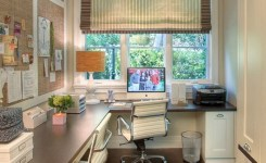97 Home Office Design Ideas That Look Elegant Following Easy Tips For Decorating 29